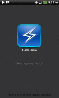 Flashshare App