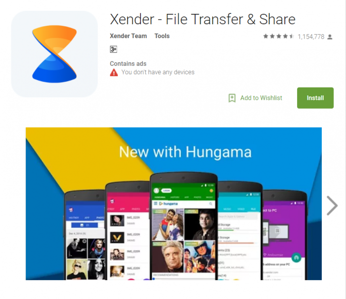 How to download Xender On Android